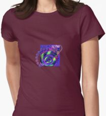 It's Not Just Hardcore - Spiral Vibe T-Shirt
