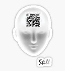 Still ~ QR Code Sticker