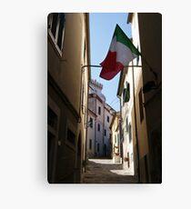 Viva Italia Canvas Print