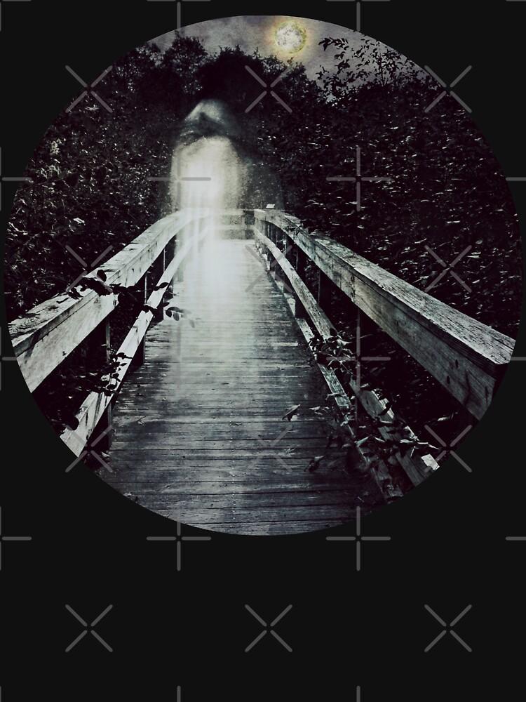 The Watcher on the Bridge by Happyhead64