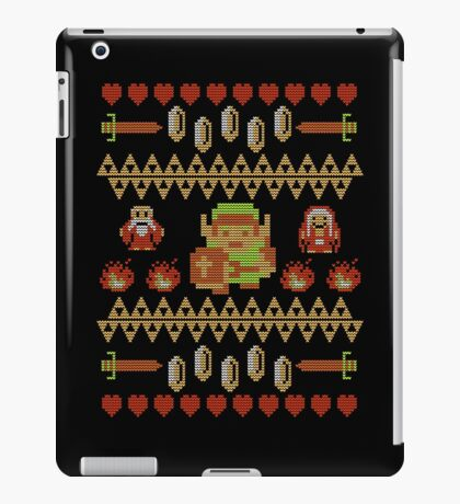 It's Dangerous to Wear Alone iPad Case/Skin