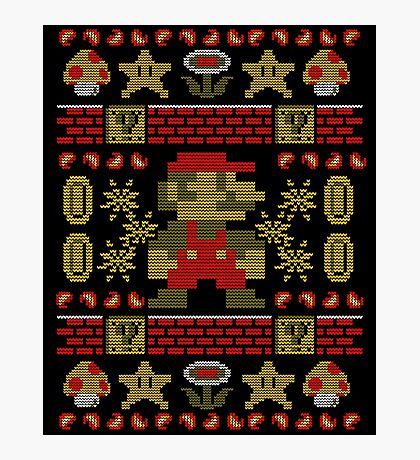 Super Ugly Sweater Photographic Print