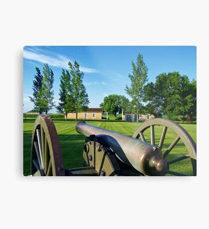 Prairie Outpost Metal Print