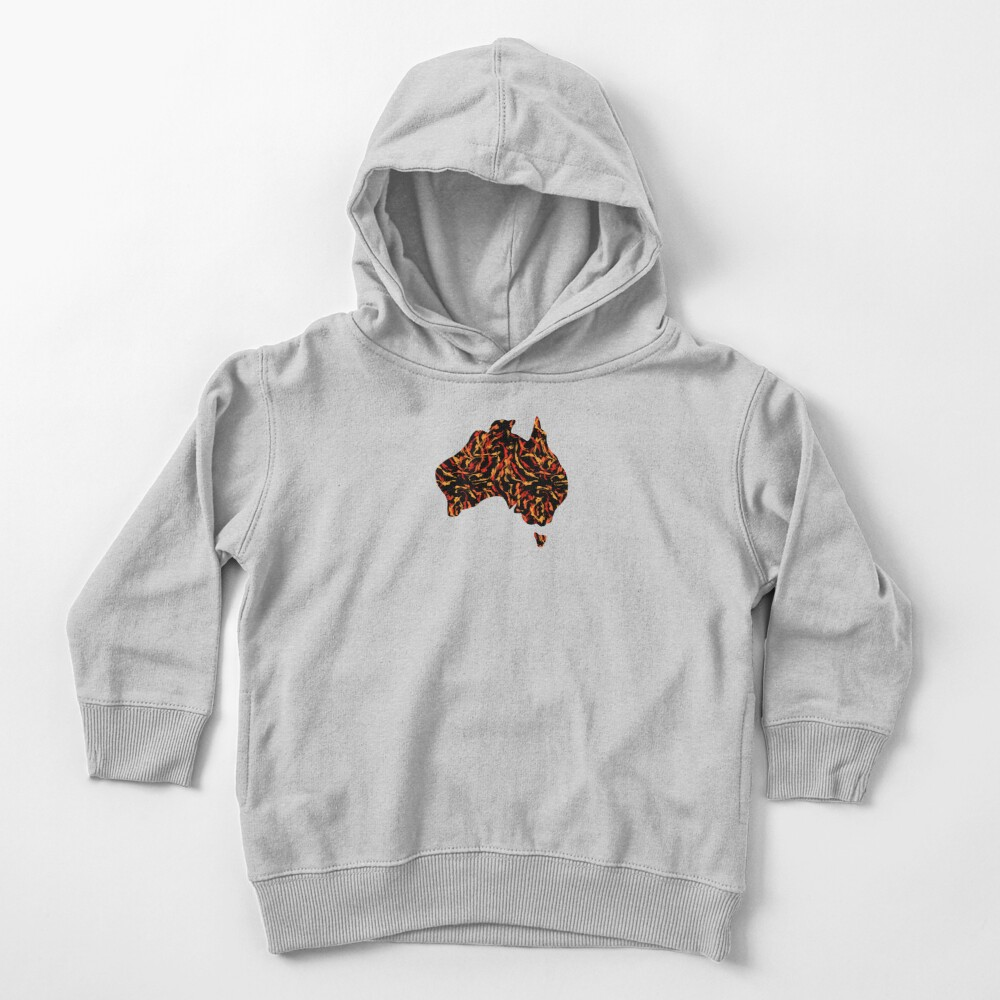 Wildfire Toddler Pullover Hoodie