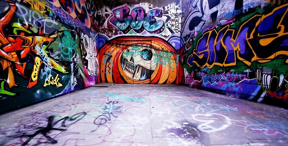 Graff Room by mfreeburn