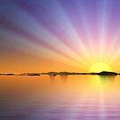 Mystic Sunrise by Hugh Fathers