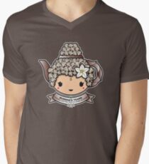 Buddha's Tears Teapot Men's V-Neck T-Shirt