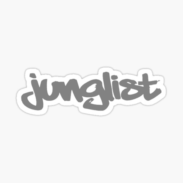 Drum And Bass Dj Car Sticker Decal Music Sound Junglist