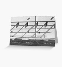 Lot Graphic Greeting Card
