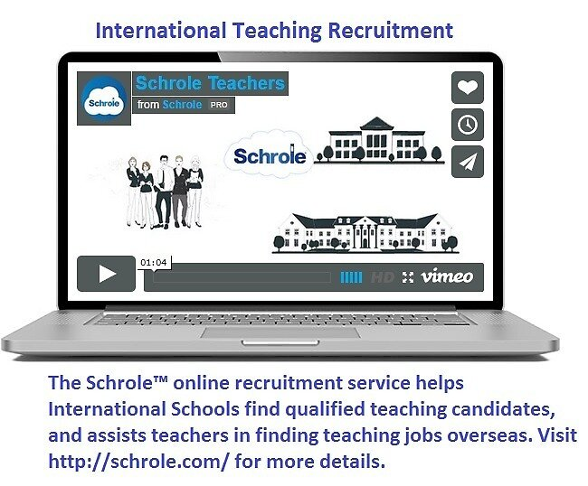 International Teaching Jobs - Schrole.com by schrole0