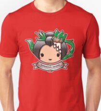 Gorgeous Geisha Teapot Slim Fit T-Shirt