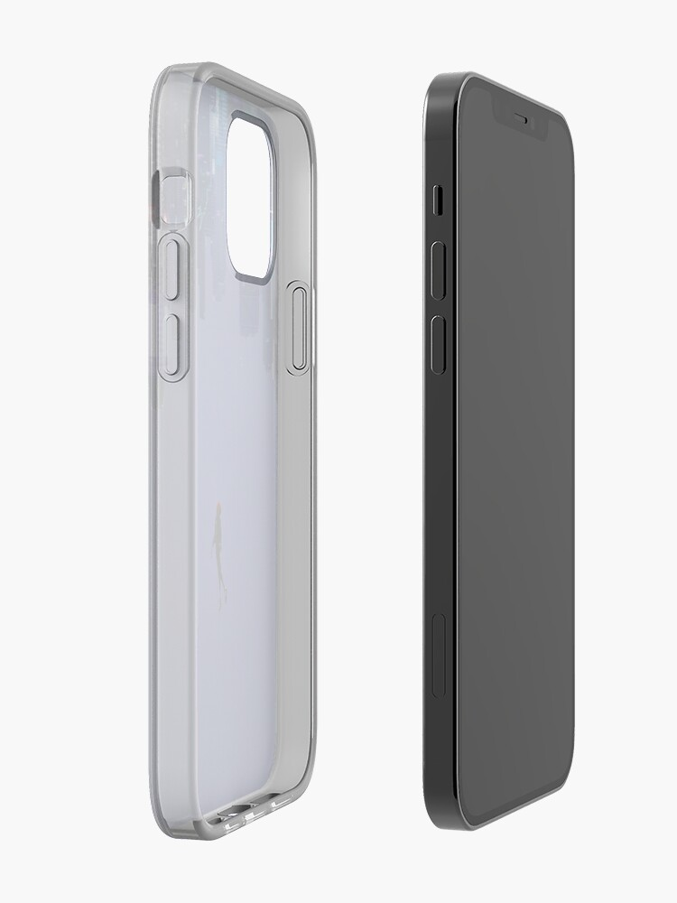 Alternate view of Not Falling, But Rising iPhone Case & Cover