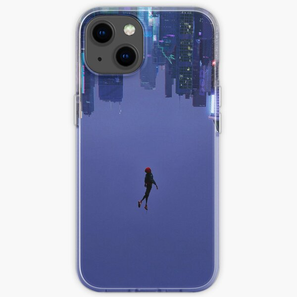 Not Falling, But Rising iPhone Soft Case