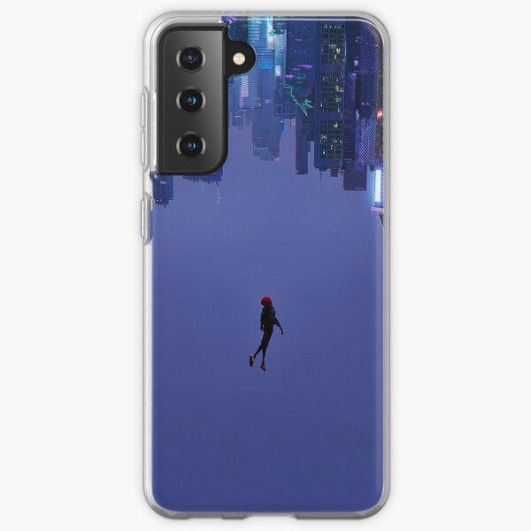 Ne pas tomber, mais monter Coque souple Samsung Galaxy
