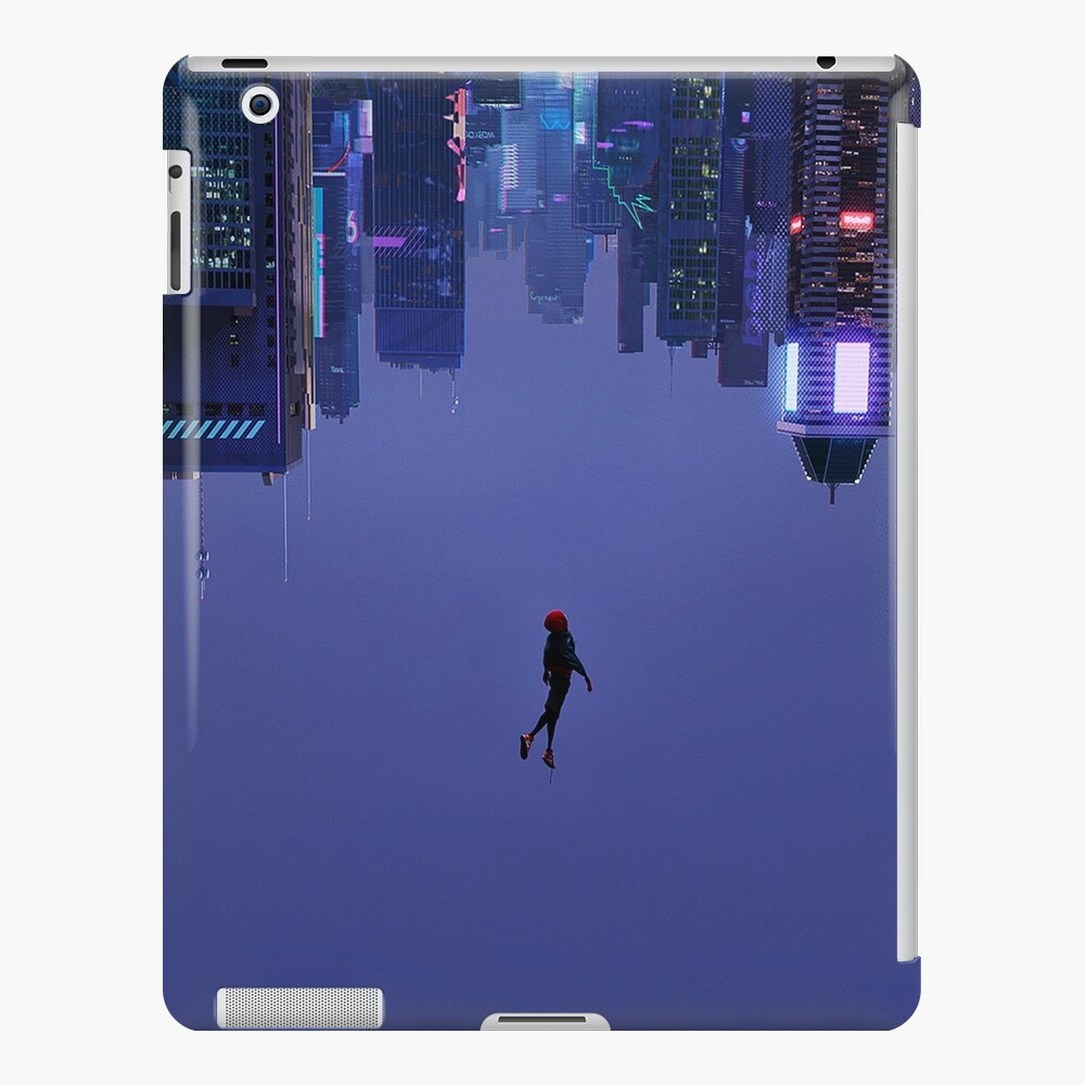 Not Falling, But Rising iPad Case & Skin