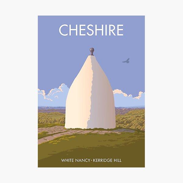 White Nancy, Cheshire Photographic Print