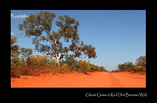 ''Ghost Gums & Red Dirt'' by bowenite