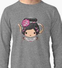 China Rose Teapot Lightweight Sweatshirt