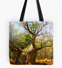 *Boab Trees in the Kimberly Region Outback Australia Tote Bag