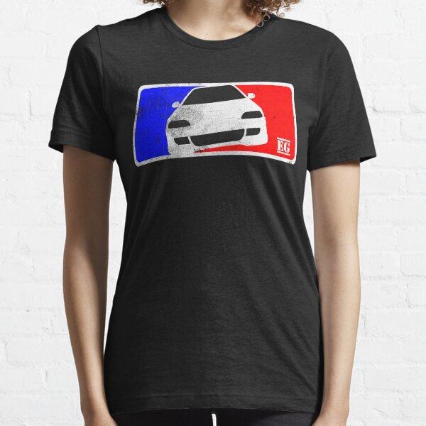 HONDA CIVIC TYPE R FK8 FACING CAR FAN ENTHUSIAST T SHIRT TURBO TEE SPORTS JDM