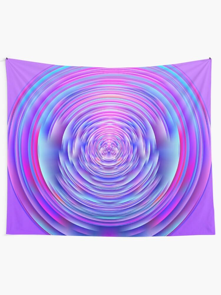 Alternate view of Widdershins Tapestry