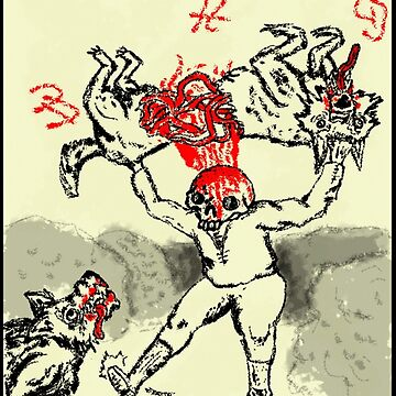 Tarot: Strength by rdickinson