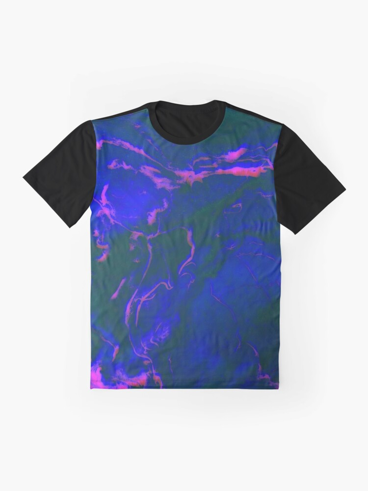 Alternate view of Neon Nightriders Graphic T-Shirt