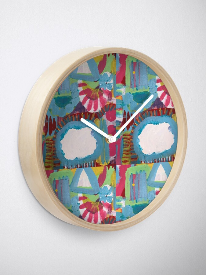Alternate view of It's Definitely Not East Street Clock