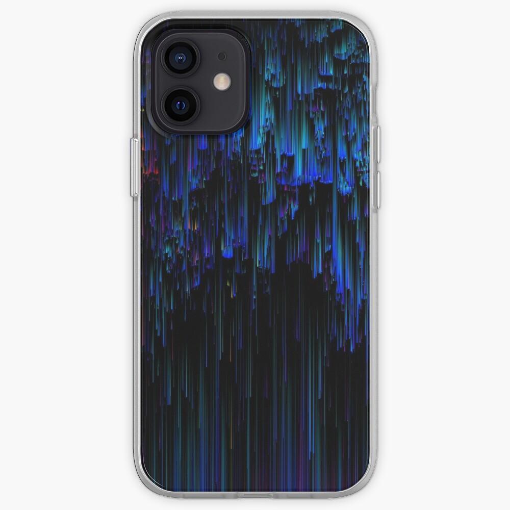 Night Rain iPhone Case & Cover