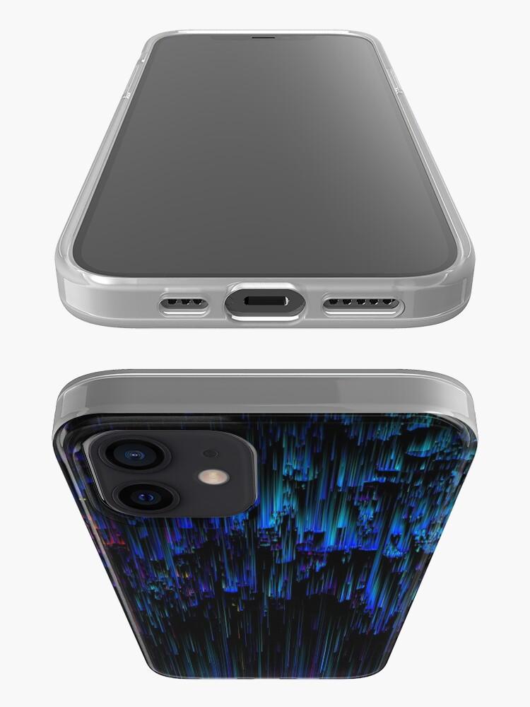 Alternate view of Night Rain iPhone Case & Cover