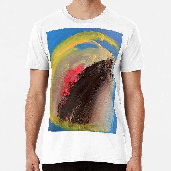 Love Might as Well Be An Ocean Away  Premium T-Shirt