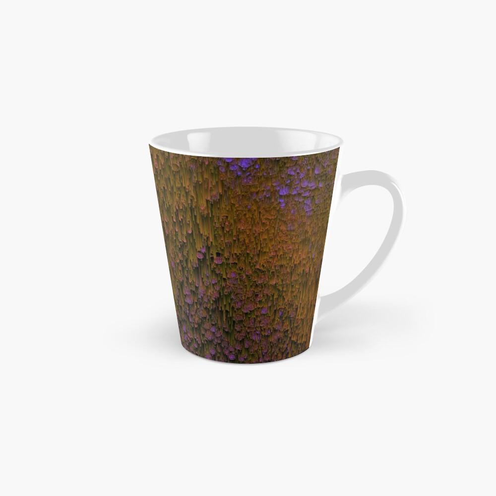 Flower Shower - Abstract Pixel Art Mug