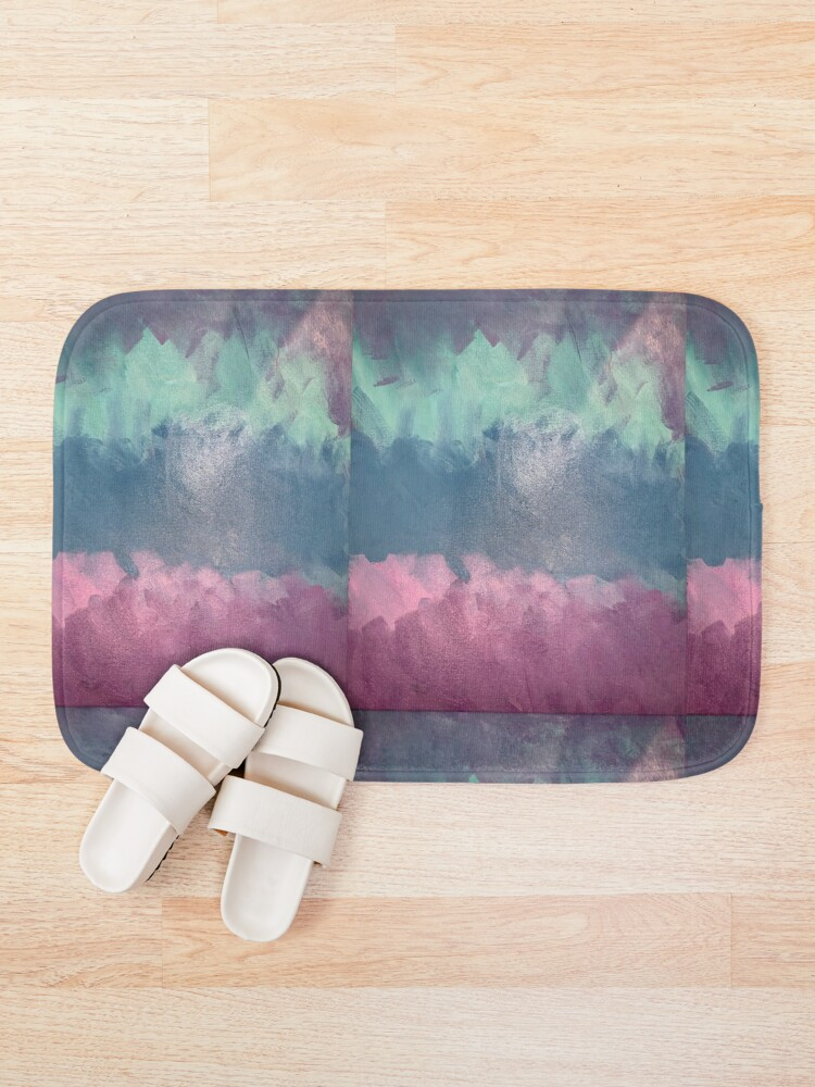 Alternate view of Unicorn Dreams  Bath Mat