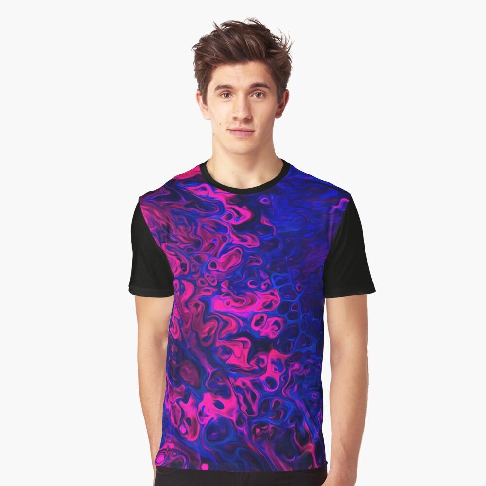 Blacklight Graphic T-Shirt