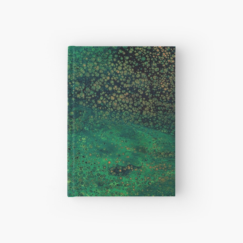 Surface Tension Hardcover Journal