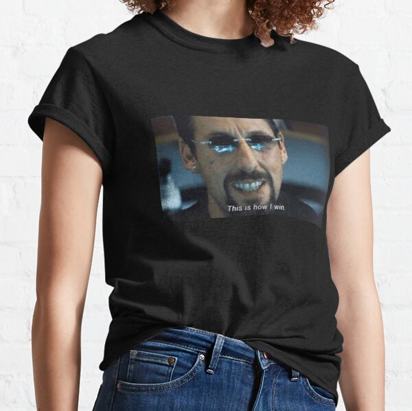 Adam Sandler Uncut Gems Classic T-Shirt
