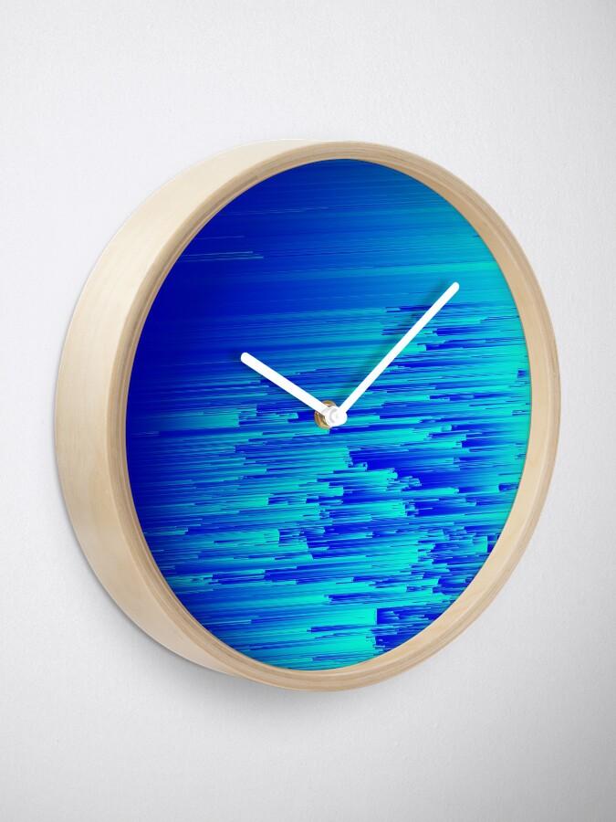 Alternate view of Just Passing Through Clock