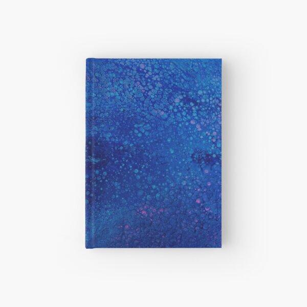 Blue-ish Hardcover Journal
