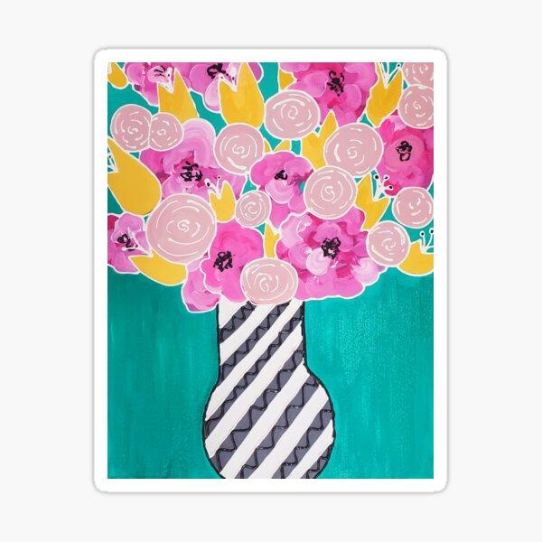 Floral Boquet  Sticker