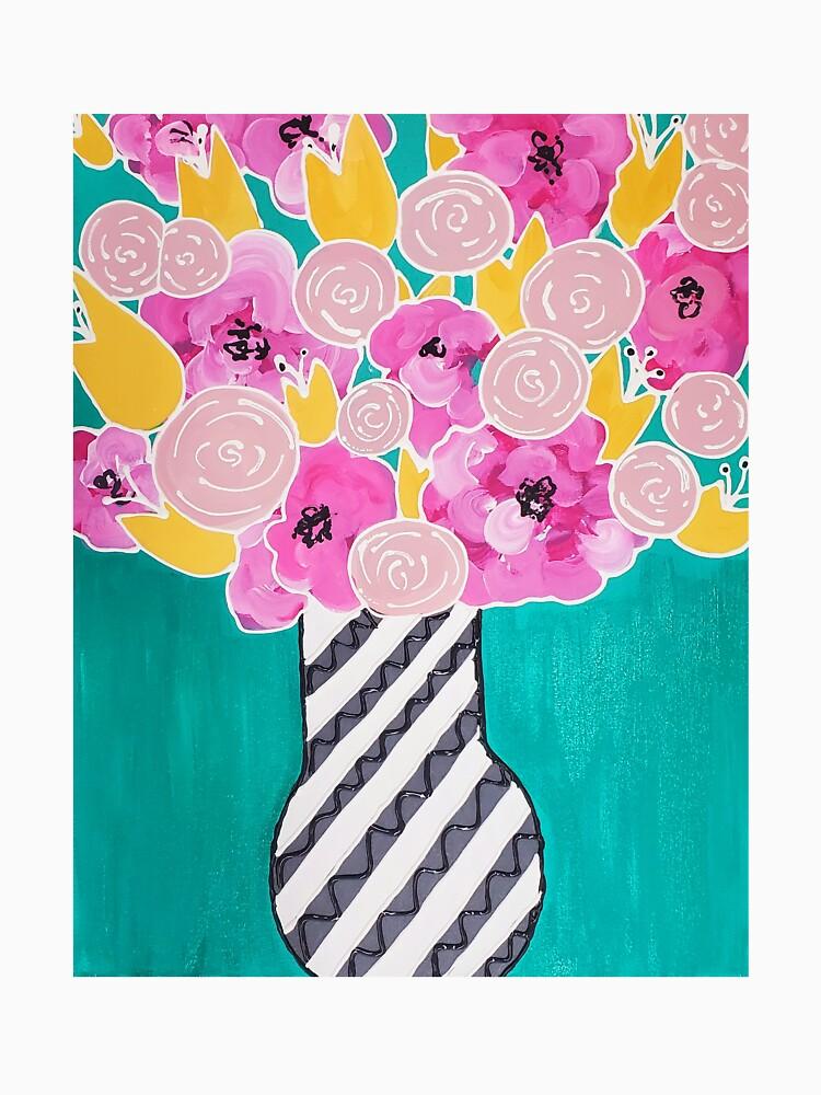 Floral Boquet  by ARTwithmeAz