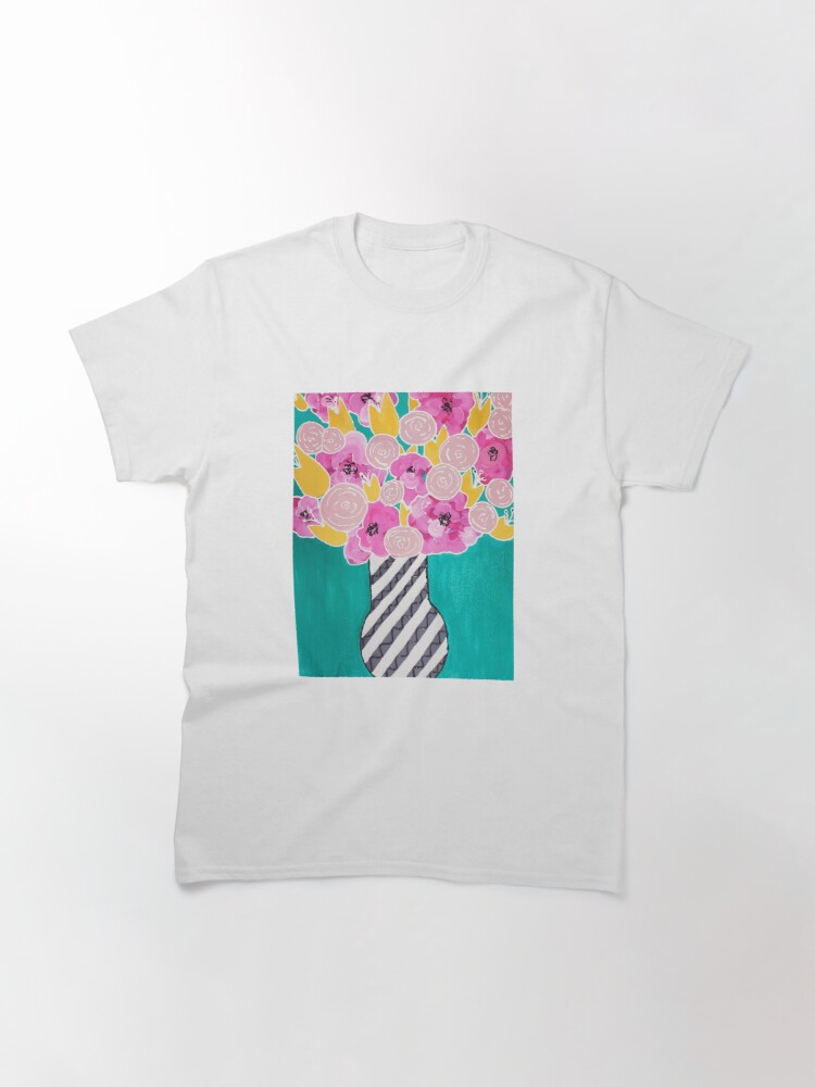Alternate view of Floral Boquet  Classic T-Shirt