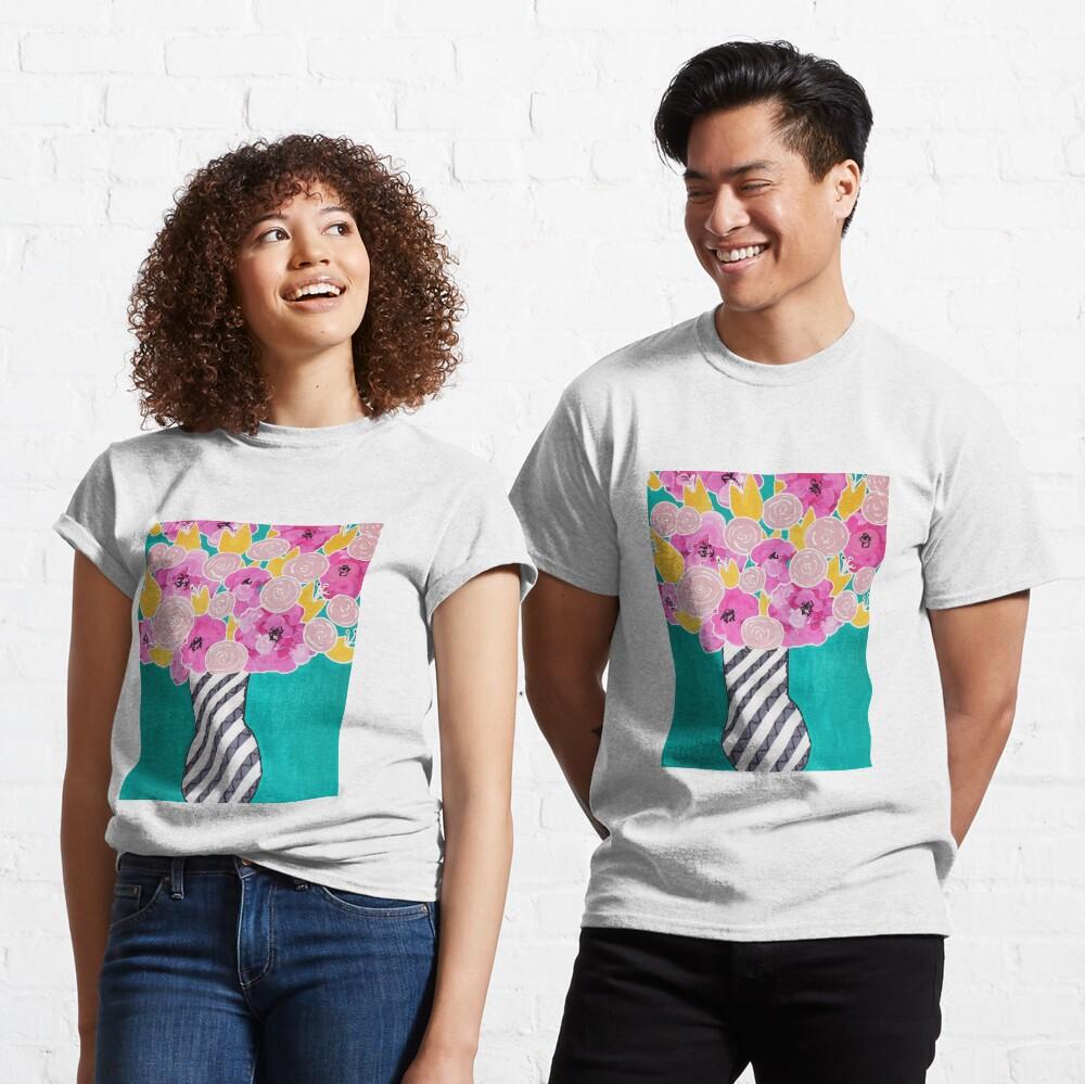 Floral Boquet  Classic T-Shirt