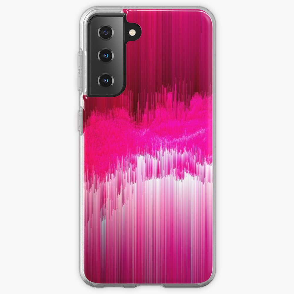 Frisson - Abstract Pixel Art Case & Skin for Samsung Galaxy