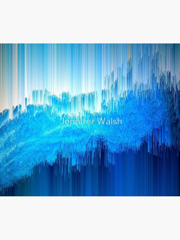 Rhythmic - Abstract Pixel Art by InsertTitleHere