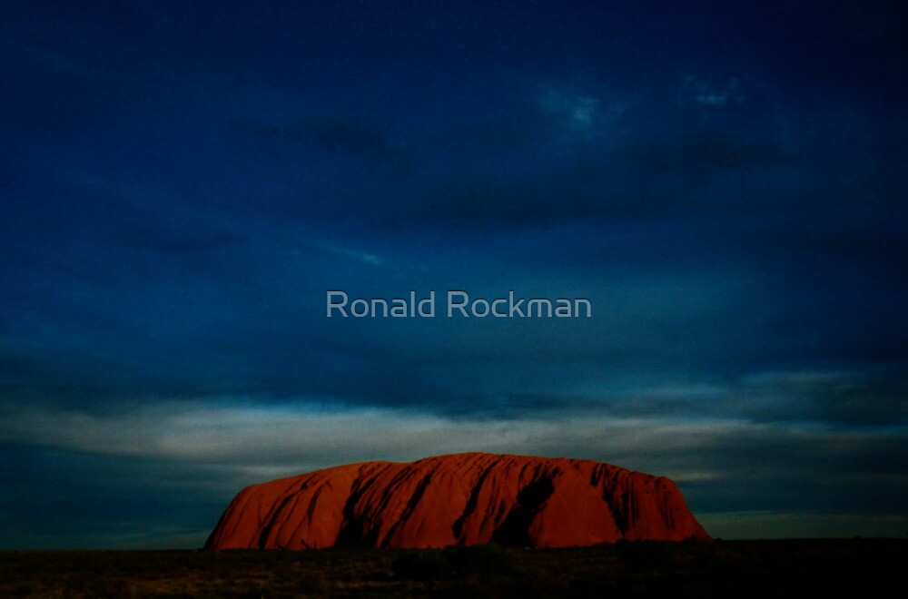 *The Storm Has Passed For Now* by Ronald Rockman