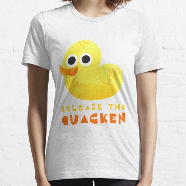 Release the Quacken (Kraken) Essential T-Shirt