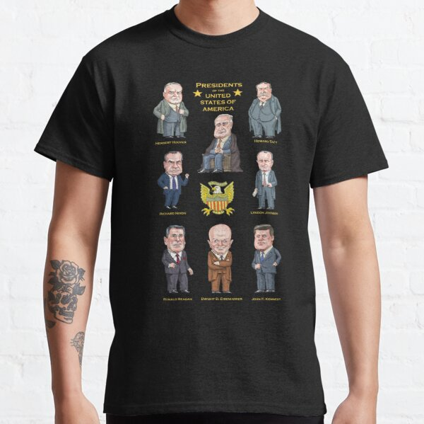 Presidents of the United States Classic T-Shirt