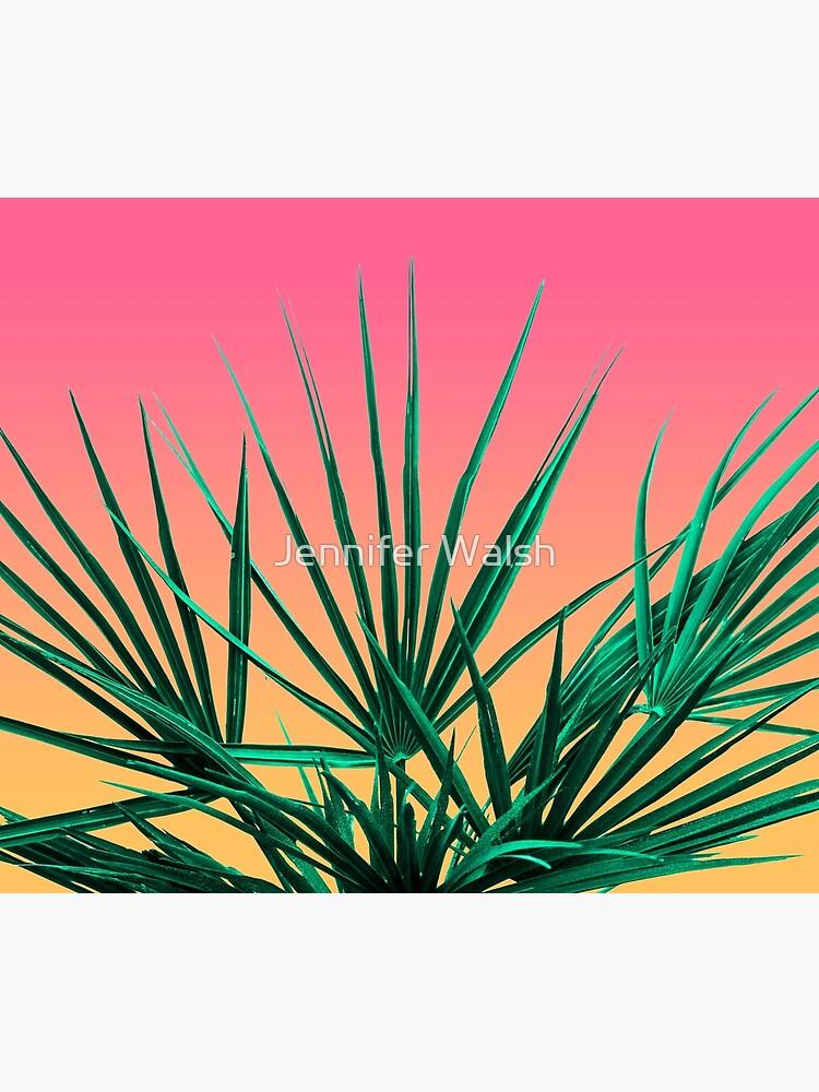 Vaporwave Palm Life - Miami Sunset by InsertTitleHere
