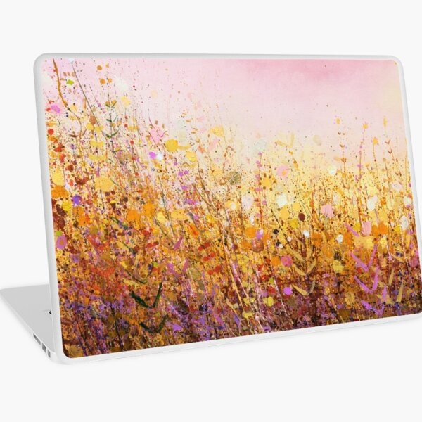 Winter Beach Laptop Skin