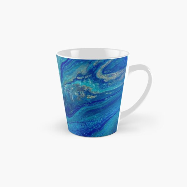 Agate - An Abstract Tall Mug